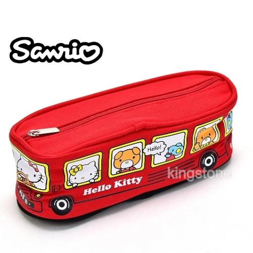 SANRIO【KITTY巴士】萬用袋