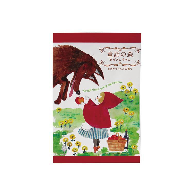 日本-小久保 童話森林入浴劑-小紅帽 50g
