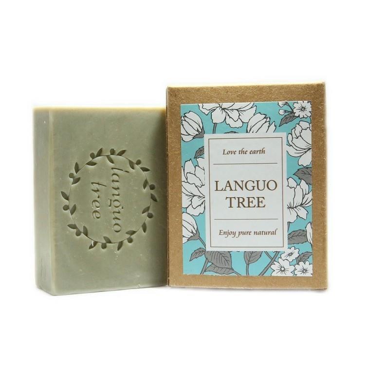 ︱蘭果樹LANGUOTREE︱艾草平安-清爽款手工香皂