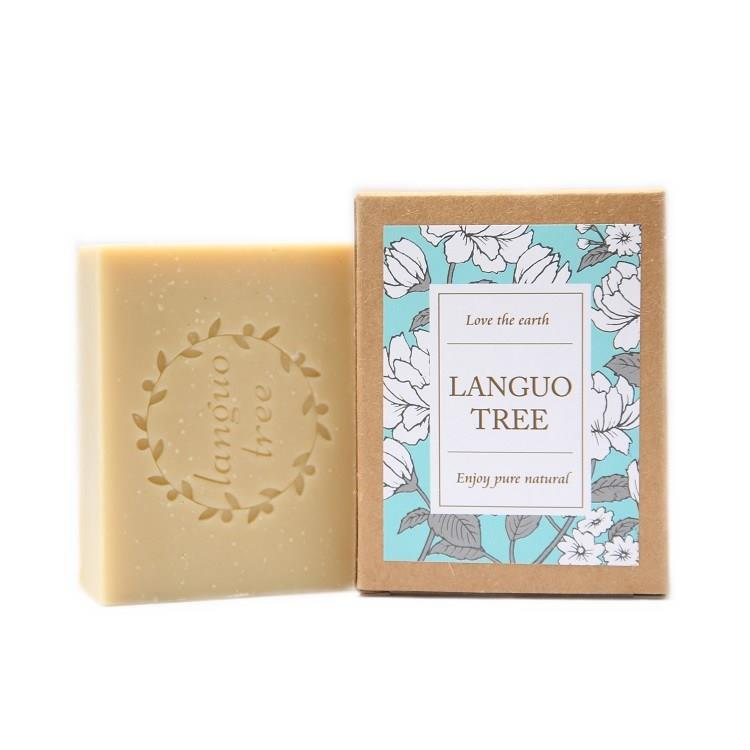 ︱蘭果樹LANGUOTREE︱抹草平安-清爽款手工香皂