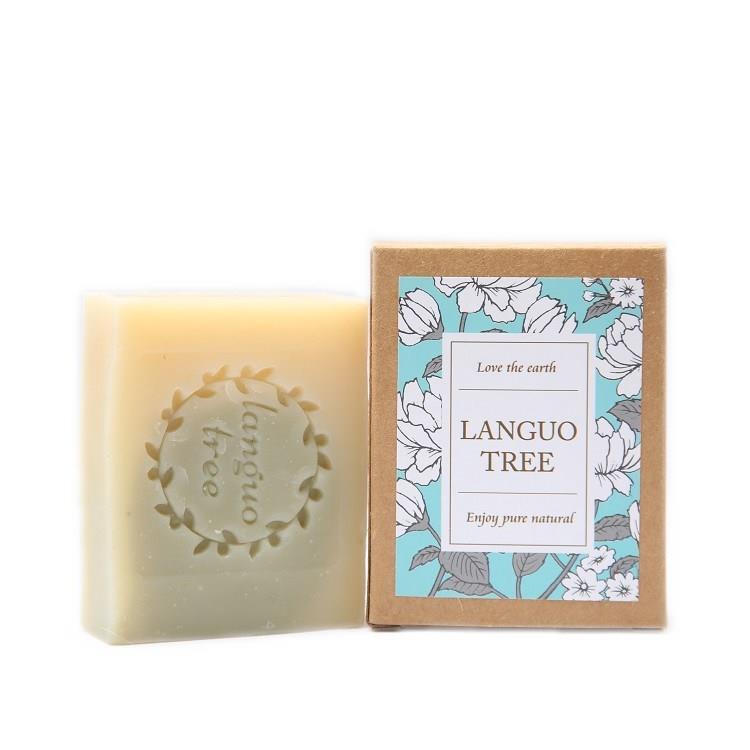 ︱蘭果樹LANGUOTREE︱蘆薈淨白 手工香皂