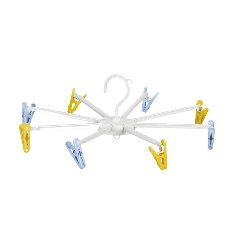 KOKUBO 日本小久保 傘型折疊曬衣架 KOK-3623