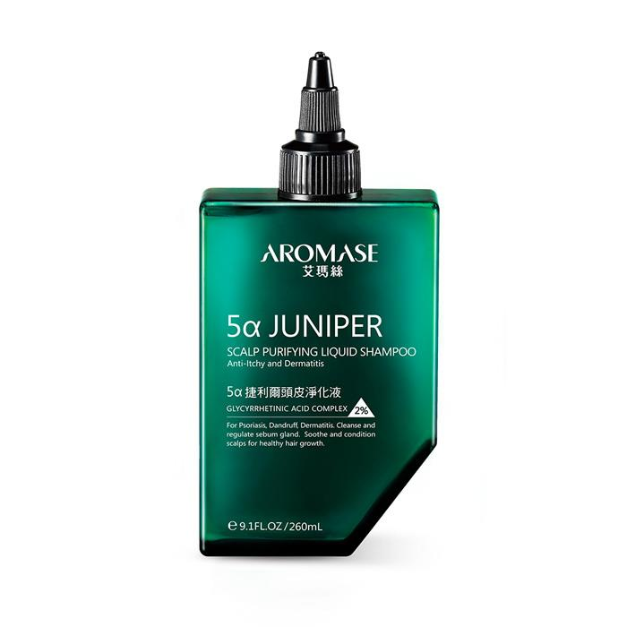 AROMASE艾瑪絲 2%5α捷利爾頭皮淨化液260ml
