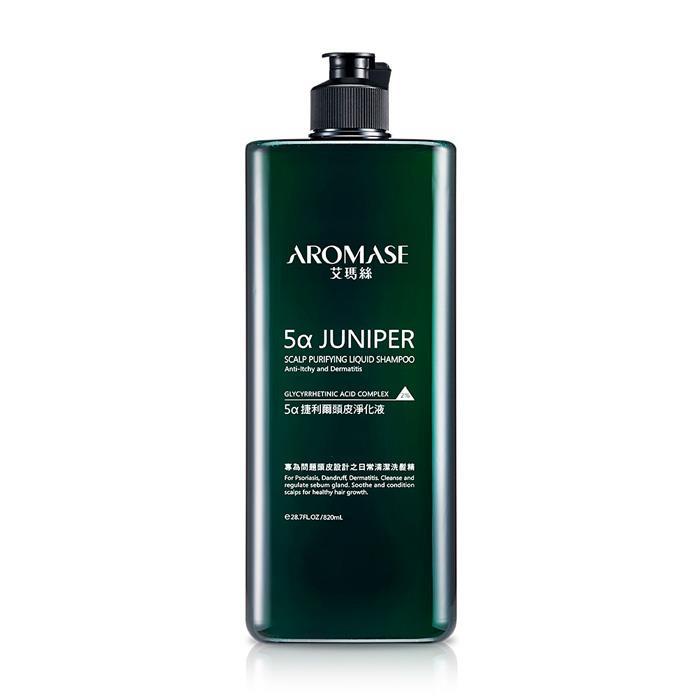 AROMASE艾瑪絲 2%5α捷利爾頭皮淨化液820ml補充瓶