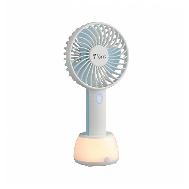 【INTOPIC】 極光手持立式兩用小風扇