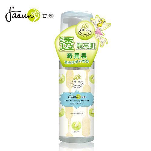 FASUN琺頌-清透洗卸慕絲-迷迭香蓮花 150ml / 瓶