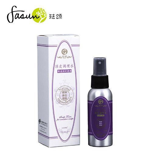 FASUN琺頌-頭皮調理水-敏感頭皮適用  100ml / 瓶