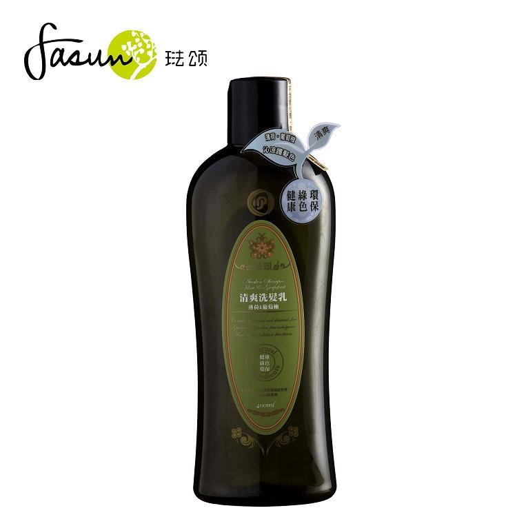 FASUN琺頌-鎖色潤髮乳-山葵根柔順 400ml / 瓶