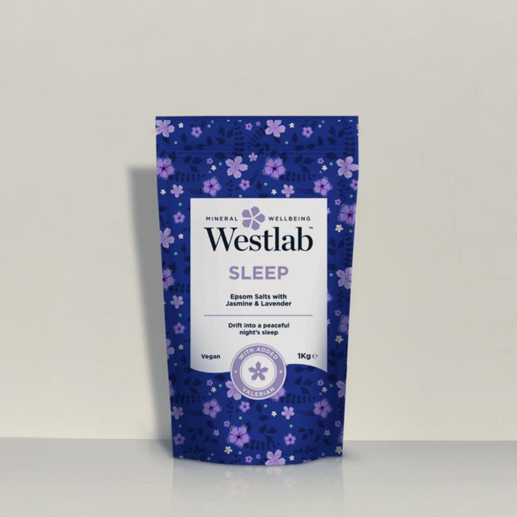Westlab|療癒舒眠浴鹽