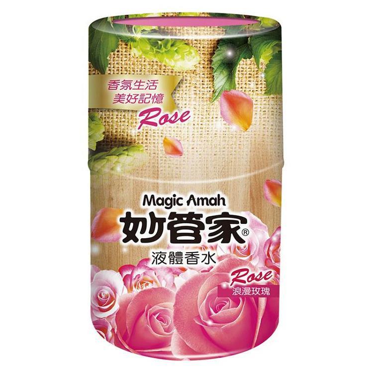 妙管家 液體香水-浪漫玫瑰400ml*12入