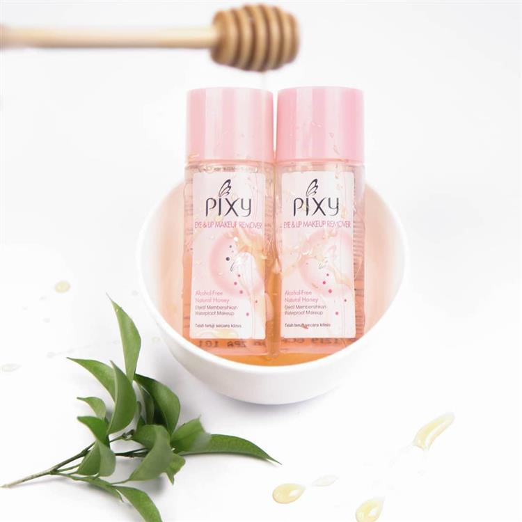 【印尼】PIXY Eye&Lip Makeup Remover眼唇卸妝液X3