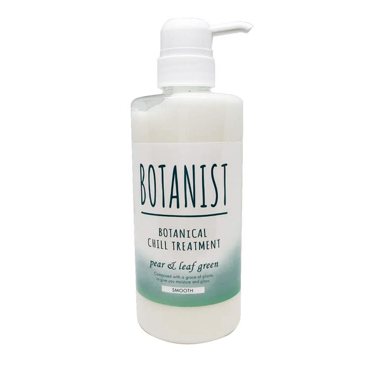BOTANIST 植物性清新舒爽潤髮乳 (清爽柔順型) 西洋梨&綠葉 490ml