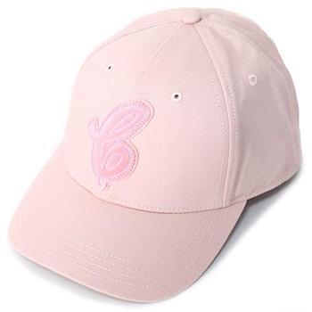 COACH 時尚休閒造型鴨舌帽/ 棒球帽-粉紅 (現貨+預購)