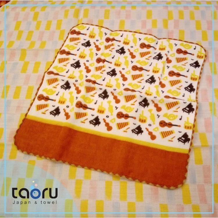 taoru【日本好漾小手巾】町娘物語_樂器