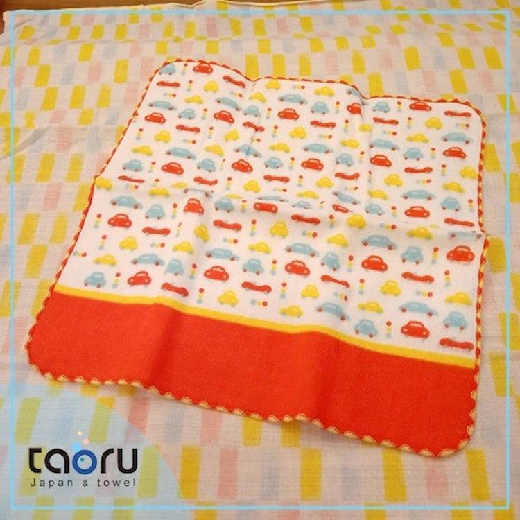 taoru【日本好漾小手巾】町娘物語_自動車
