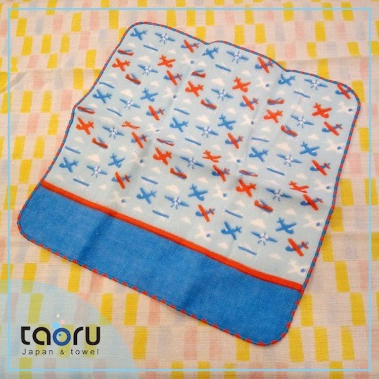 taoru【日本好漾小手巾】町娘物語_飛行機