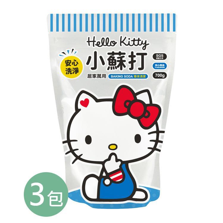 【Hello Kitty】小蘇打 3包/組