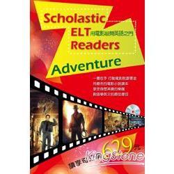 Scholastic ELT Readers Set 1: Adventure (Night at Museum 1-2/The Mummy 3/ Indiana Jones 4)