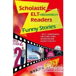 Scholastic ELT Readers Set 3: Funny Stories (Mr. Beans Holiday/  Monster House/ Pink Panther 1-2)