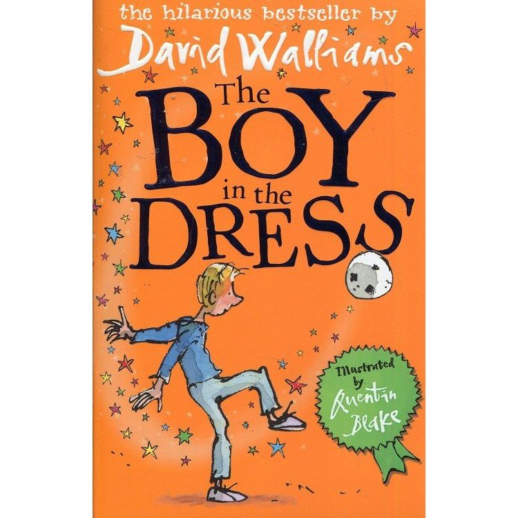 The Boy in the Dress穿裙子的男孩