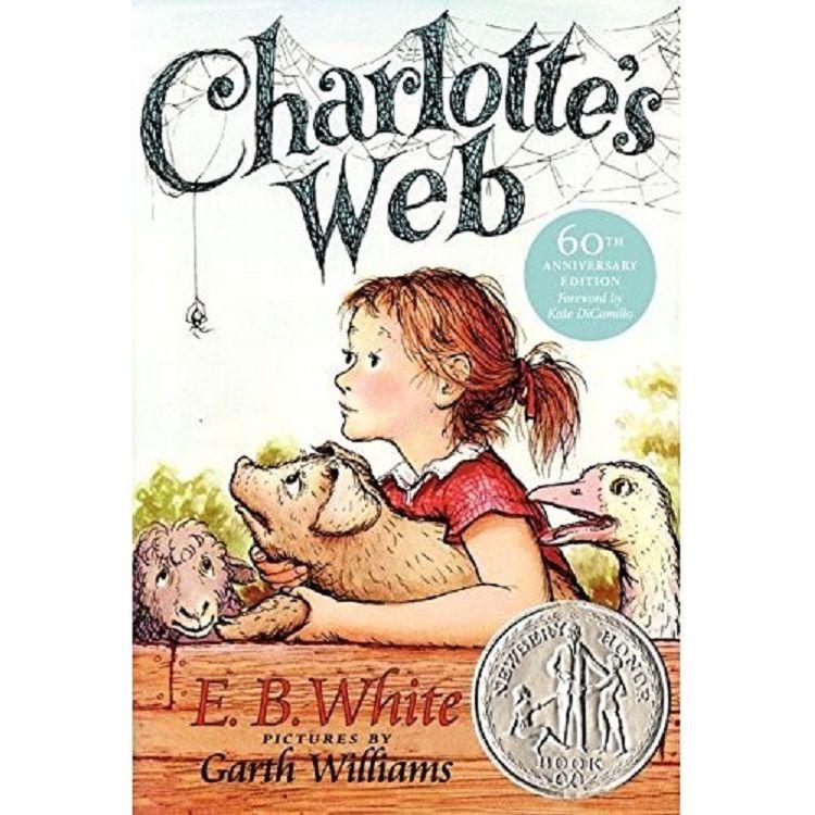 Charlotte's Web (paper-over-board)