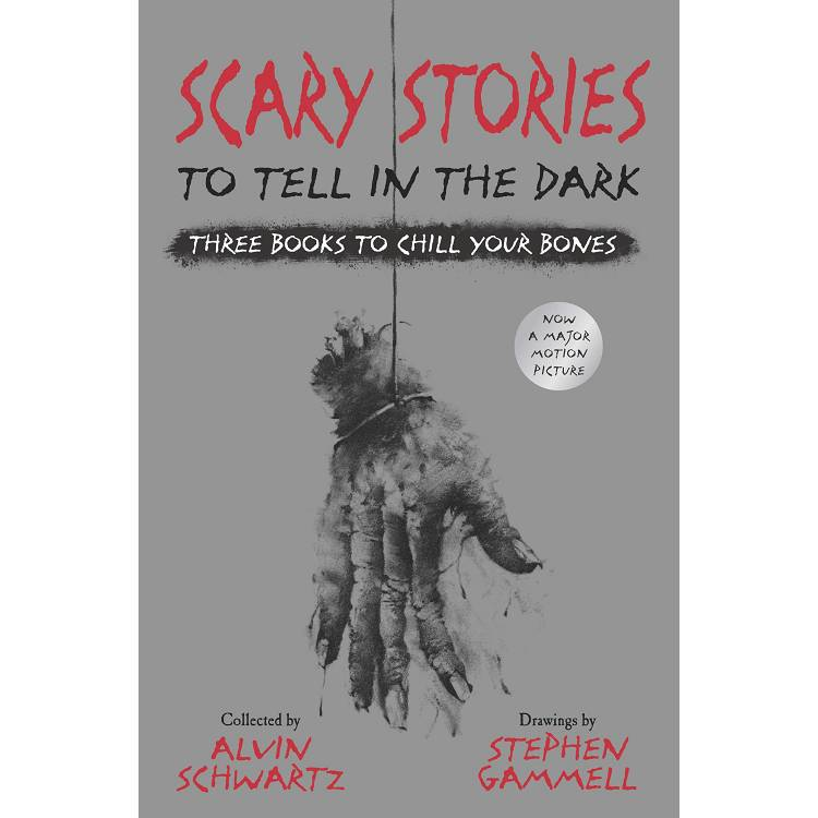 Scary Stories to Tell in the Dark 在黑暗中說的鬼故事