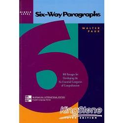 Six-Way Paragraphs: Middle Level