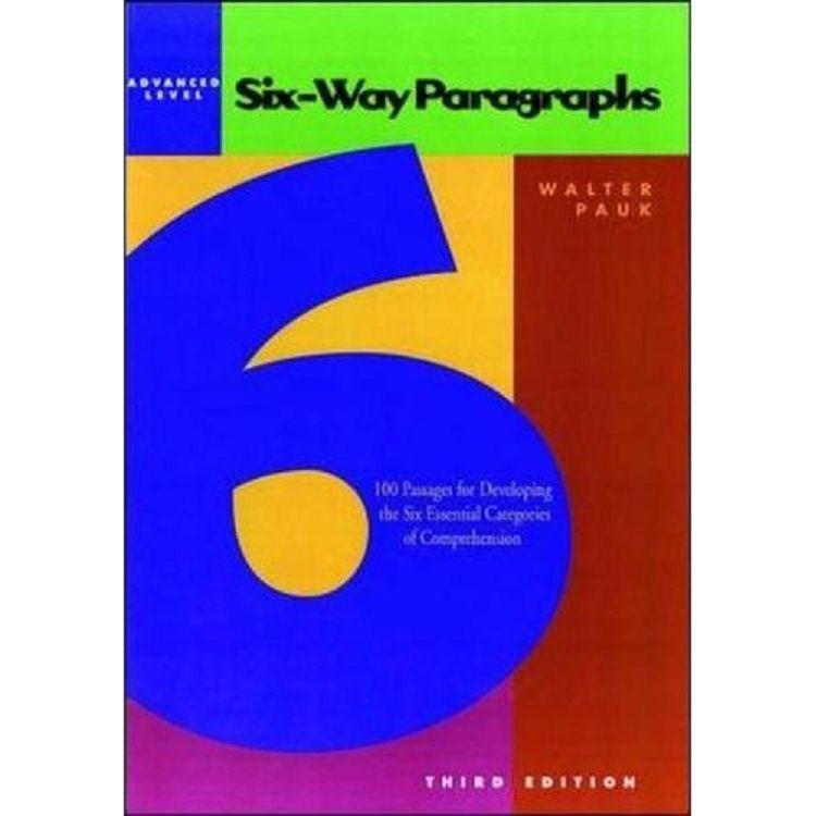 Six-Way Paragraphs: Advanced Level