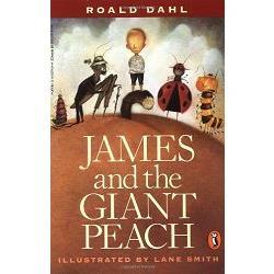 James and the Giant Peach(MTI) 飛天巨桃歷險記(電影書封)