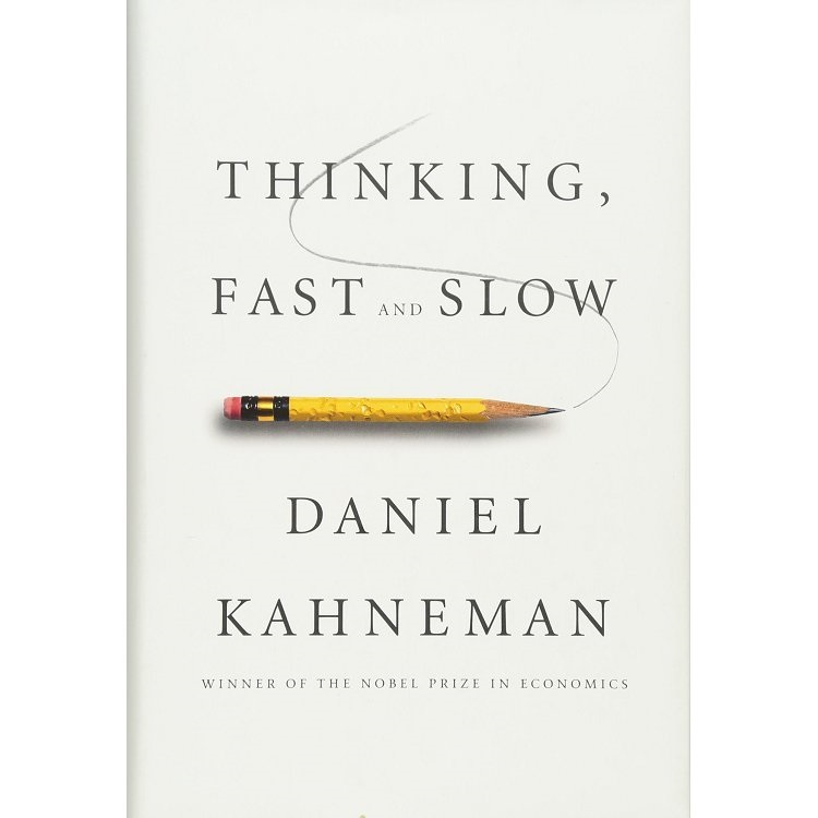 Thinking  Fast and Slow 快思慢想(2012年平裝版)