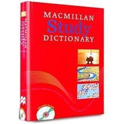 Macmillan Study Dictionary (With CD-ROM)