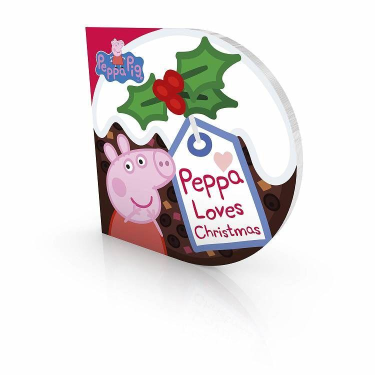 Peppa Pig Peppa Loves Christmas