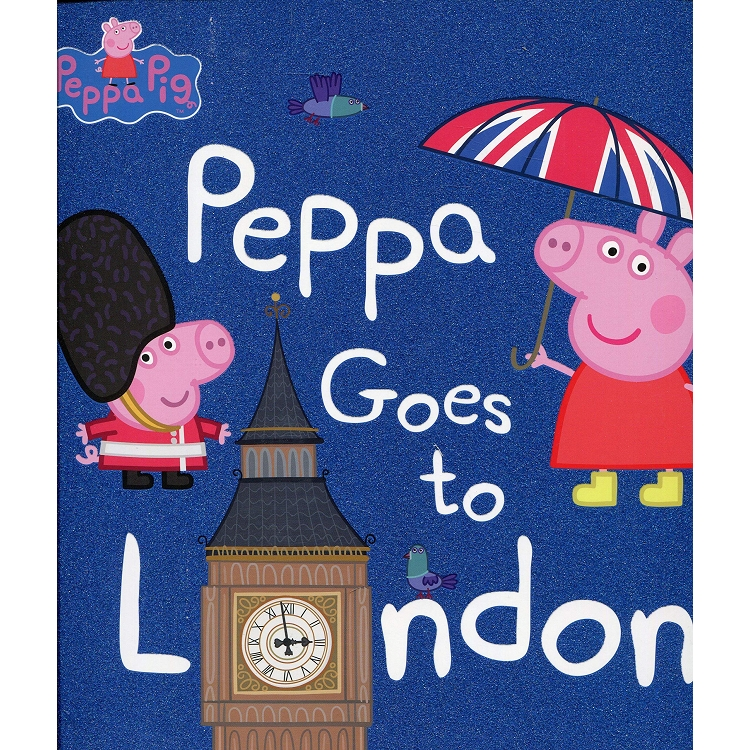 Peppa Goes To London (Peppa Pig)