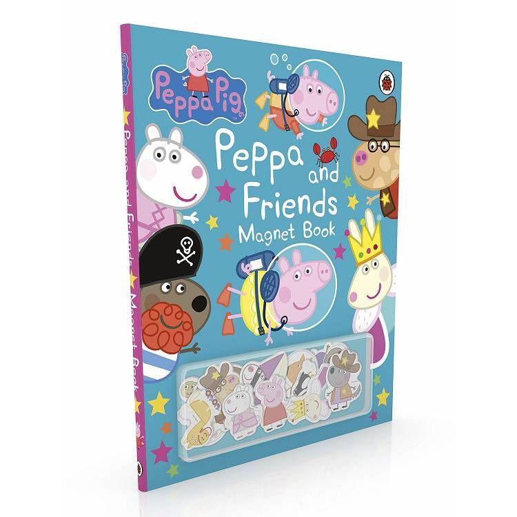 Peppa Pig: Peppa and Friends Magnet Book
