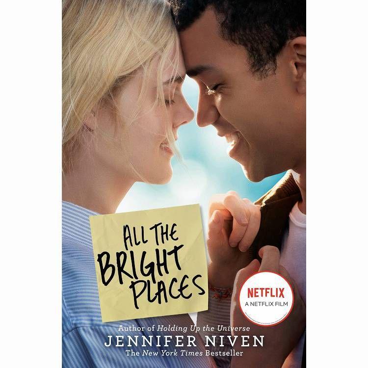 All the Bright Places: Film Tie-In生命中的燦爛時光(Netflix電影書封版)