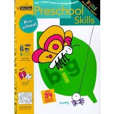Step Ahead Deluxe Workbook: Preschool Skills (Grade Pre.)