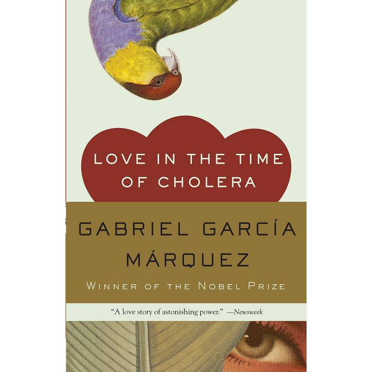 Love in the Time of Cholera 愛在瘟疫蔓延時