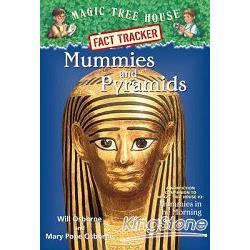 Magic Tree House Fact Tracker #3:Mummies and Pyramids