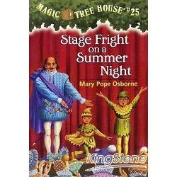 Magic Tree House #25:Stage Fright on a Summer Night