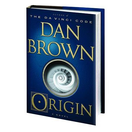 Origin: A Novel(首刷贈便利貼條)