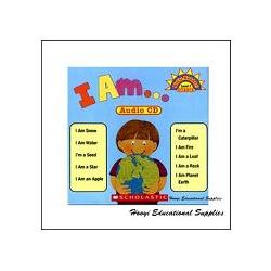 Hello Reader Science K-3 Level 1: I Am Series Audio CD (All 10 titles on CD)
