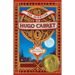 The Invention of Hugo Cabret 雨果的秘密(精裝本)
