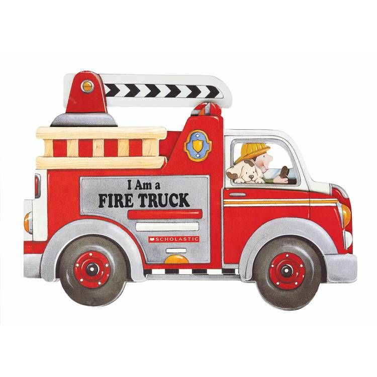 I'm a Fire Truck