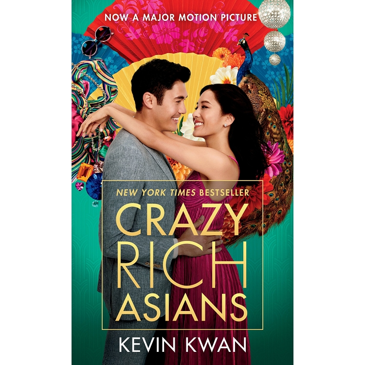 Crazy Rich Asians (Movie Tie-In Edition)瘋狂亞洲富豪