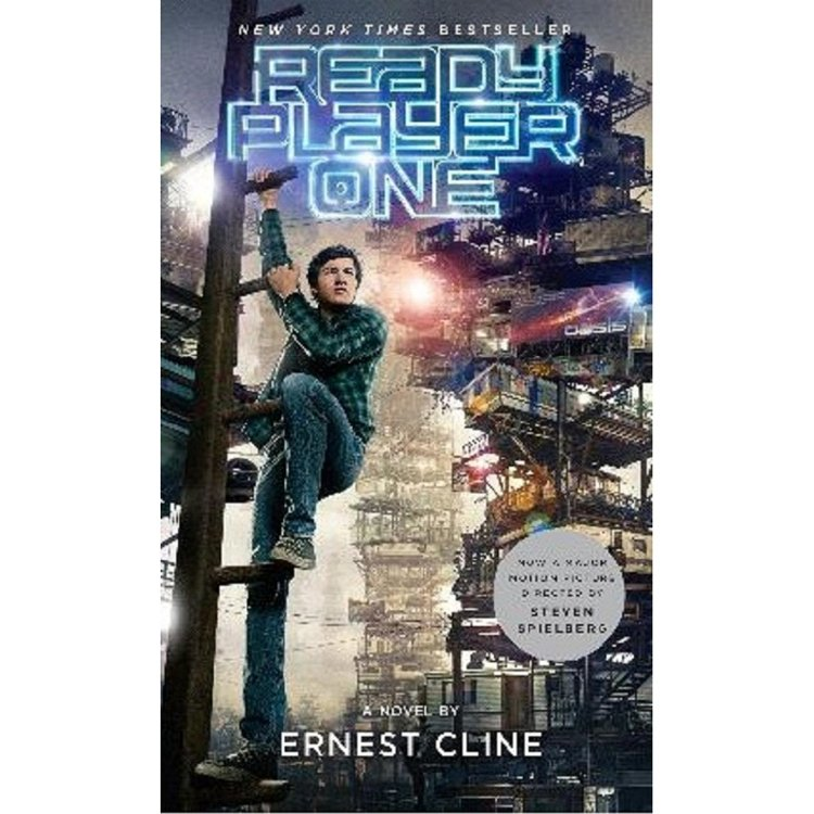Ready Player One. Movie Tie-In: A Novel 一級玩家