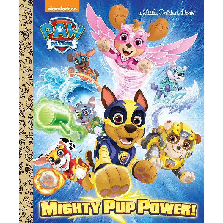 Mighty Pup Power! - LGB - Walmart.com Exclusive
