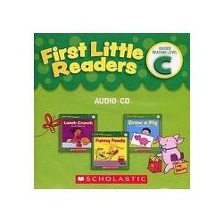 First Little Readers Guided Reading Level A Audio CD 我的第一套小小閱讀文庫(+朗讀CD)