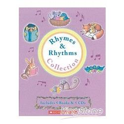Rhymes and Rhythms Collection (+5CD/5冊合售)