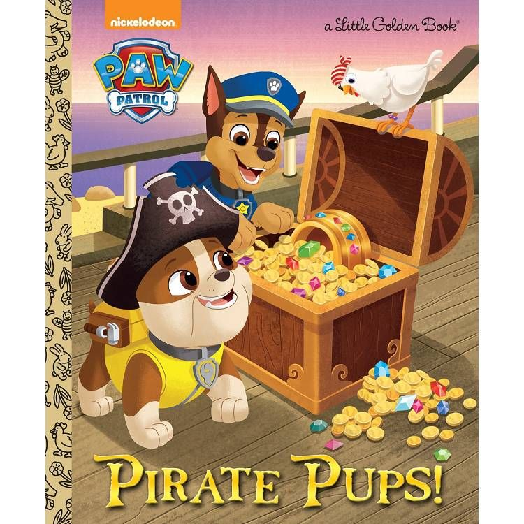 Pirate Pups!