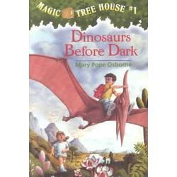 Magic Tree House #1:Dinosaurs Before Dark